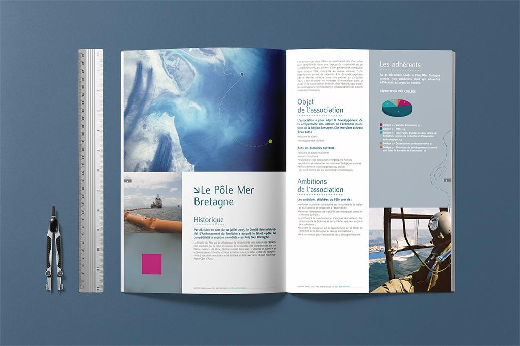 Brochures Pôle Mer Bretagne