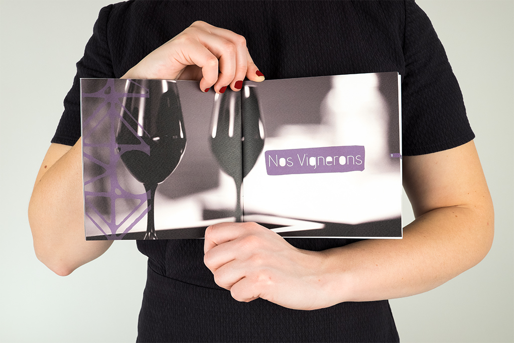 Aliénor Café : Carnet des Vignerons