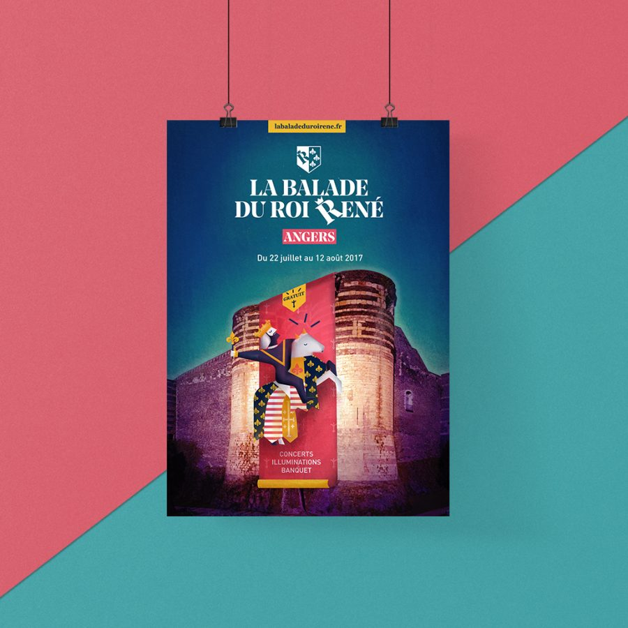 La balade du Roi René