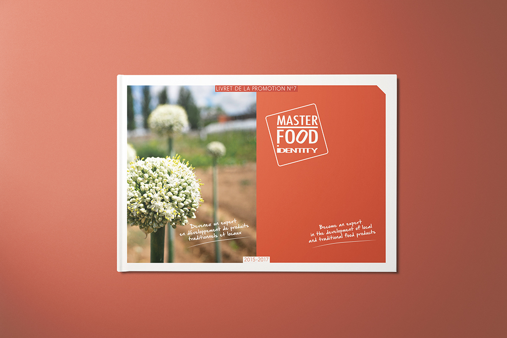 Brochure Master Food Identity et International Vintage Master - ESA