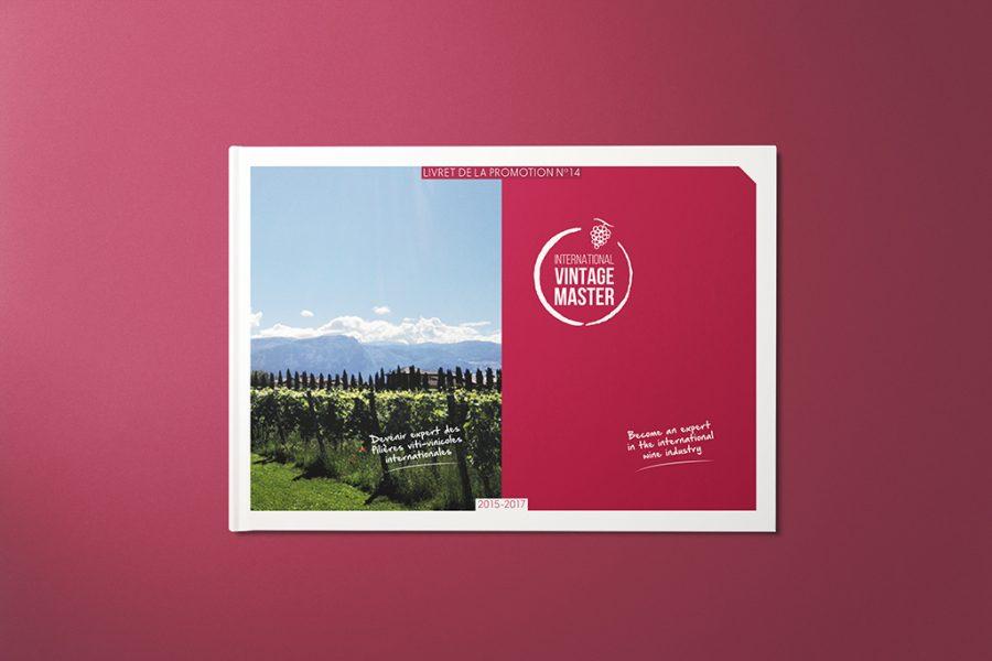 Brochure Master Food Identity et International Vintage Master - ESA